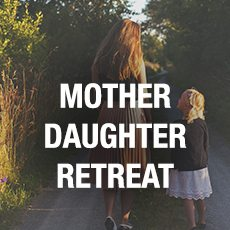 2018 Spring Mother Daughter Retreat